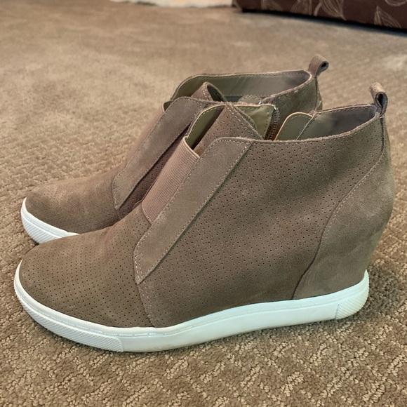 Steve Madden Waverly Wedge Sneaker